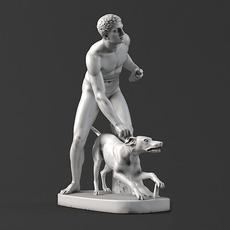 Sculpture 23 3D Model