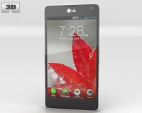 LG Optimus G 3D Model