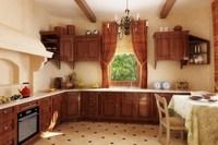 Condo Living Room 135 3D Model