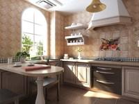 Condo Living Room 139 3D Model