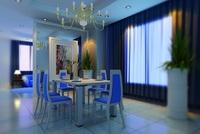 Condo Living Room 148 3D Model