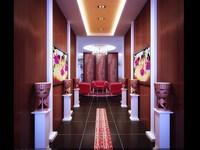 Condo Living Room 156 3D Model