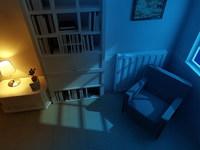 Condo Living Room 163 3D Model