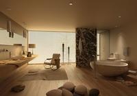 Condo Living Room 200 3D Model