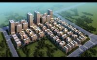 3D  Building 071 3D Model