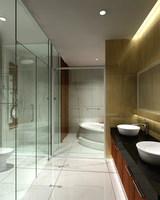 Condo Living Room 209 3D Model