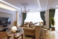 Condo Living Room 212 3D Model
