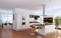 Condo Living Room 228 3D Model