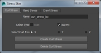 Stress Create for Maya 1.0.0 (maya script)