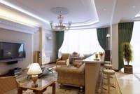 Condo Living Room 270 3D Model