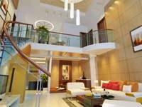 Condo Living Room 272 3D Model