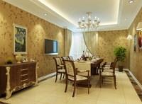 Condo Living Room 280 3D Model