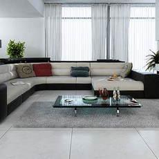 Condo Living Room 287 3D Model