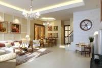 Condo Living Room 289 3D Model