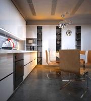 Condo Living Room 290 3D Model