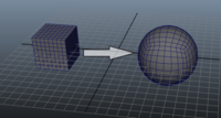 Free To Sphere for Maya 1.6.0 (maya script)