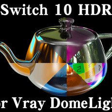 ky_switchVrayHDR for Maya 1.0.0 (maya script)