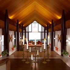Condo Living Room 296 3D Model