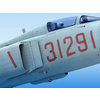 14 50 59 433 chinese air force j 8 fighter 13 4