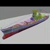 14 51 02 74 yamato battleship 09 4