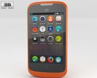 GeeksPhone ZTE Open 3D Model