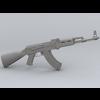 14 51 15 313 ak 47 assault rifle 04 4