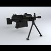14 51 18 699 mk46 machine gun 03 4