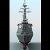 14 51 24 686 kongo class aegis destroyer 06 4