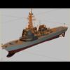 14 51 25 101 kongo class aegis destroyer 09 4
