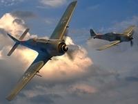 Focke Wulf FW190 3D Model