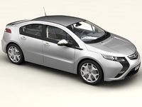 Opel Ampera 3D Model