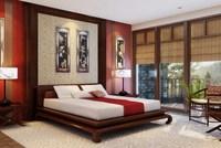 Condo Living Room 348 3D Model