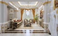Condo Living Room 354 3D Model