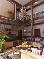 Condo Living Room 356 3D Model