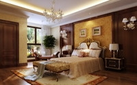 Condo Living Room 358 3D Model