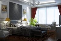 Condo Living Room 364 3D Model