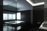 Condo Living Room 366 3D Model