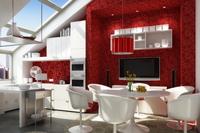 Condo Living Room 368 3D Model