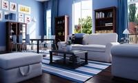 Condo Living Room 367 3D Model