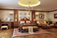 Condo Living Room 375 3D Model