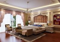 Condo Living Room 379 3D Model