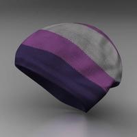 Wool cap 3D Model