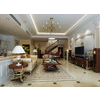 Condo Living Room 381 3D Model