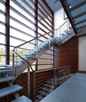 Condo Living Room 387 3D Model
