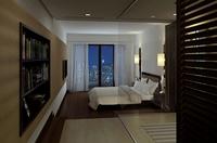 Condo Living Room 391 3D Model