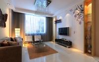 Condo Living Room 399 3D Model