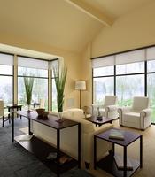 Condo Living Room 404 3D Model