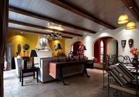 Condo Living Room 419 3D Model