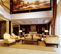 Condo Living Room 420 3D Model
