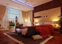 Condo Living Room 441 3D Model